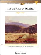 Folksongs In Recital (High)