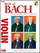 Best of Bach (Bk/Cd)