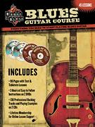 Blues Guitar Course (Bk/2 Cds/2 Dvds)