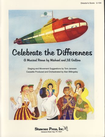 Celebrate The Differences (Choral Cd)