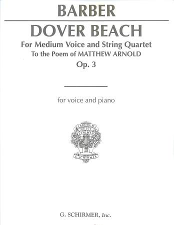 Dover Beach (To The Poem of Matt Arnold)