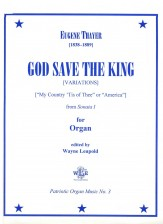 God Save The King (Variations)