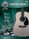 Play Acoustic Guitar 2 (Bk/Cd)