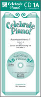 Celebrate Piano and Musicianship 1a CD