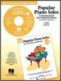 Popular Piano Solos Bk 3 (Cd)