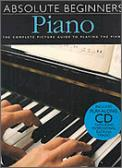 Absolute Beginners Piano (Bk/Cd)