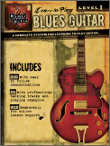 Learn To Play Blues Guitar Lev 1 (Bk/CD /