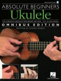 Absolute Beginners Ukulele (Bk/Cd)