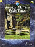 American Old Time Fiddle Tunes (Bk/Cd)