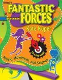 Fantastic Forces (Bk/CD/Dvd)