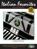 Italian Favorites For Accordion (Bk/Cd)