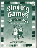 Singing Games Children Love Vol 4 (Bk/CD