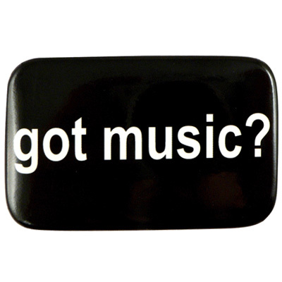 Metal Magnet: Got Music