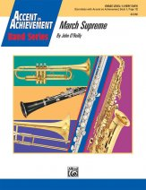 March Supreme: B-flat Bass Clarinet