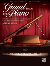 Grand Solos For Piano Bk 1
