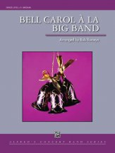 Bell Carol a la Big Band: 3rd B-flat Clarinet
