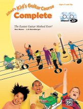 Kid's Guitar Course Complete (Bk/CD/Dvd)