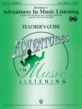 ADVENTURES IN MUSIC LISTENING LEV 3