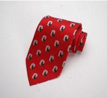 Tie: Osu Red Block O