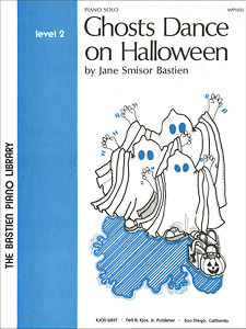 Ghosts Dance On Halloween