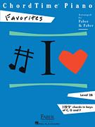 Chordtime Piano Favorites Lev 2b