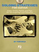 Soloing Strategies For Guitar (Bk/Cd)