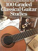 100 Graded Classical Guitar Studies