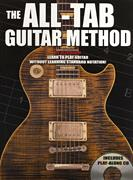 The All Tab Guitar Method (Bk/Cd)