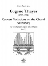 Concert Variations On The Choral Nurembu