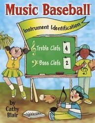 MUSIC BASEBALL INSTRUMENT IDENTIFICATION