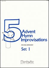5 ADVENT HYMN IMPROVISATIONS