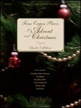 FOUR ORGAN PIECES FOR ADVENT AND CHRISTM