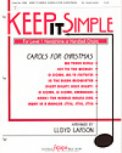 Keep It Simple: Carols For Christmas