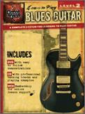 Learn To Play Blues Guitar Lev 2 (Bk/CD/