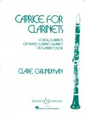 Caprice For Clarinets
