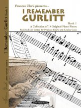 I Remember Gurlitt Bk 1