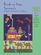 READY TO SING SPIRITUALS (BK/CD)