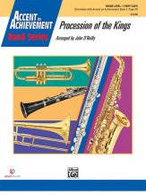 Procession of the Kings: B-flat Tenor Saxophone