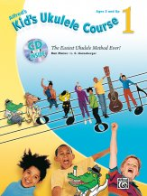 Kid's Ukulele Course 1 (W/Dvd)