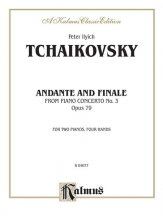 Andante and Finale From Piano Concerto 3