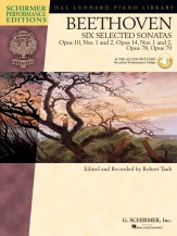 Six Selected Sonatas (Bk/Cd)