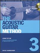 Acoustic Guitar Method Bk 3 (Bk/Cd)
