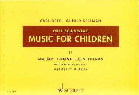MUSIC FOR CHILDREN VOL 2