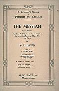 MESSIAH (FULL VOCAL SCORE)