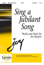Sing A Jubilant Song