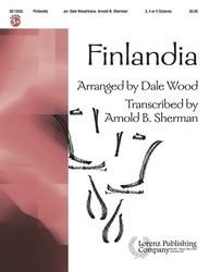 Finlandia - Handbell Part