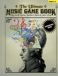 ULTIMATE MUSIC GAME BOOK, THE