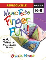 Music Facts Finger Fun