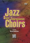 Jazz Style And Improvisation For Choirs