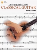 Modern Approach To Classical Guitar/CD